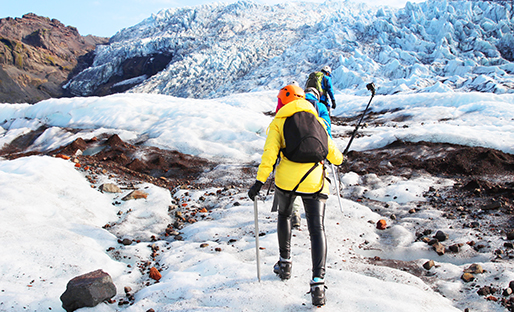 Glacier Hikes and Tours